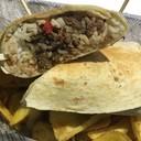 Mexican Burrito ( piccante )