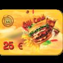 Gift Card regalo 25€