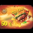 Gift Card regalo 50€