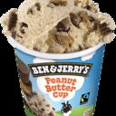 Ben & Jerry's - PEANUT BUTTER CUP